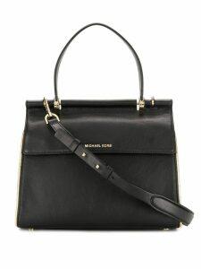Michael Michael Kors Jasmine satchel bag - Black