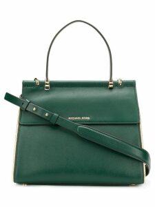 Michael Michael Kors Jasmine satchel bag - Green
