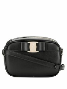 Salvatore Ferragamo Vara bow crossbody bag - Black
