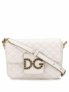 Dolce & Gabbana DG Millenials crossbody bag - White