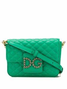 Dolce & Gabbana DG Millenials crossbody bag - Green