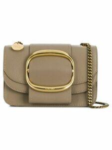 See By Chloé Hopper crossbody bag - Grey