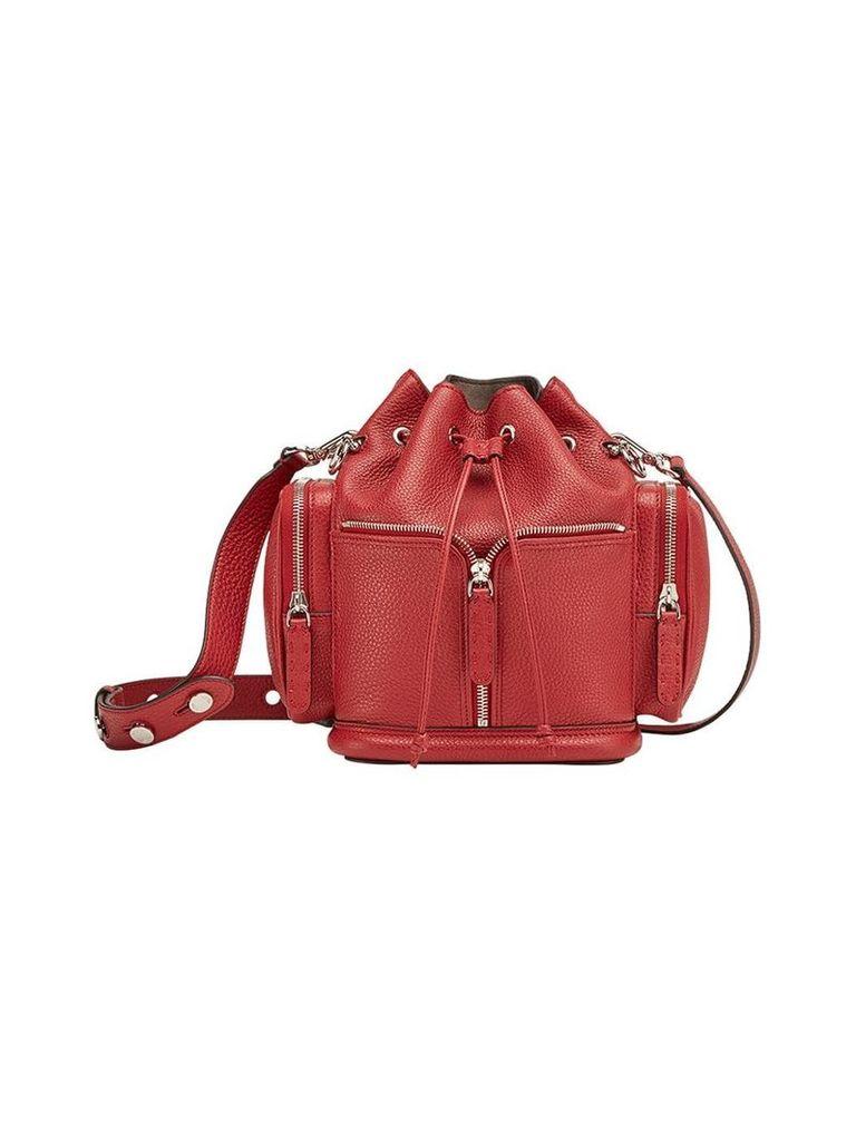 Fendi Mon Tresor bucket bag - Red