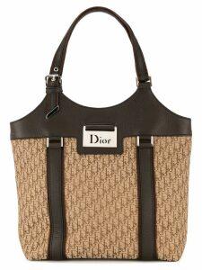 Christian Dior Pre-Owned Trotter handbag - Brown