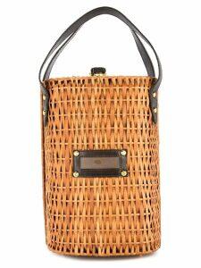 Fendi Pre-Owned bucket bag - Brown