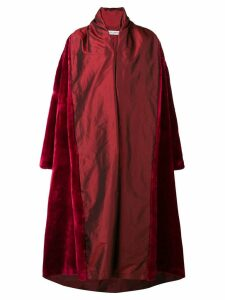 Dolce & Gabbana Pre-Owned 1990 oversized coat - Red