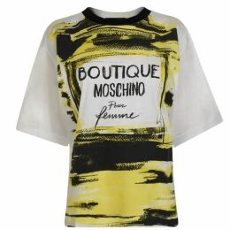 BOUTIQUE MOSCHINO Perfume T Shirt