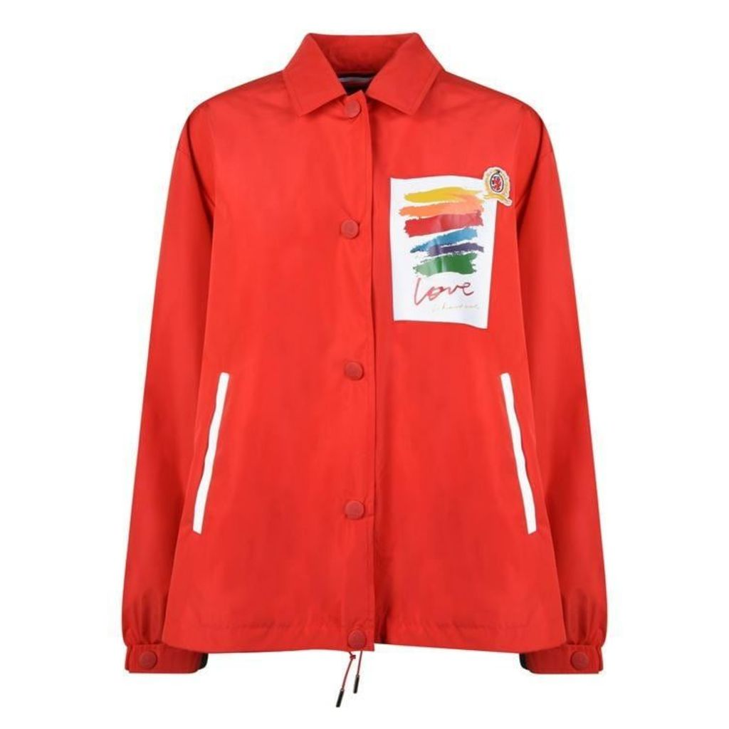 Hilfiger Collection Corita Packable Raincoat