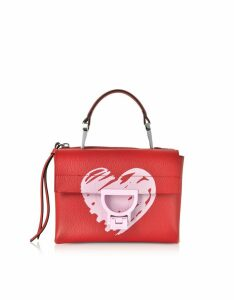 Coccinelle Designer Handbags, Arlettis San Valentino Leather Shoulder Bag