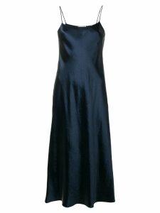 Vince slip style dress - Blue