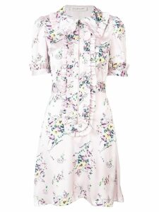 Jill Stuart Maia printed shirt dress - Purple