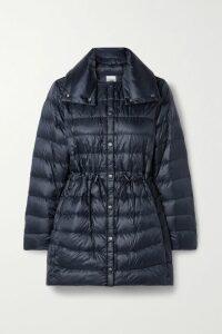 RIXO - Rose Open-back Ruffled Animal-print Silk Maxi Dress - White