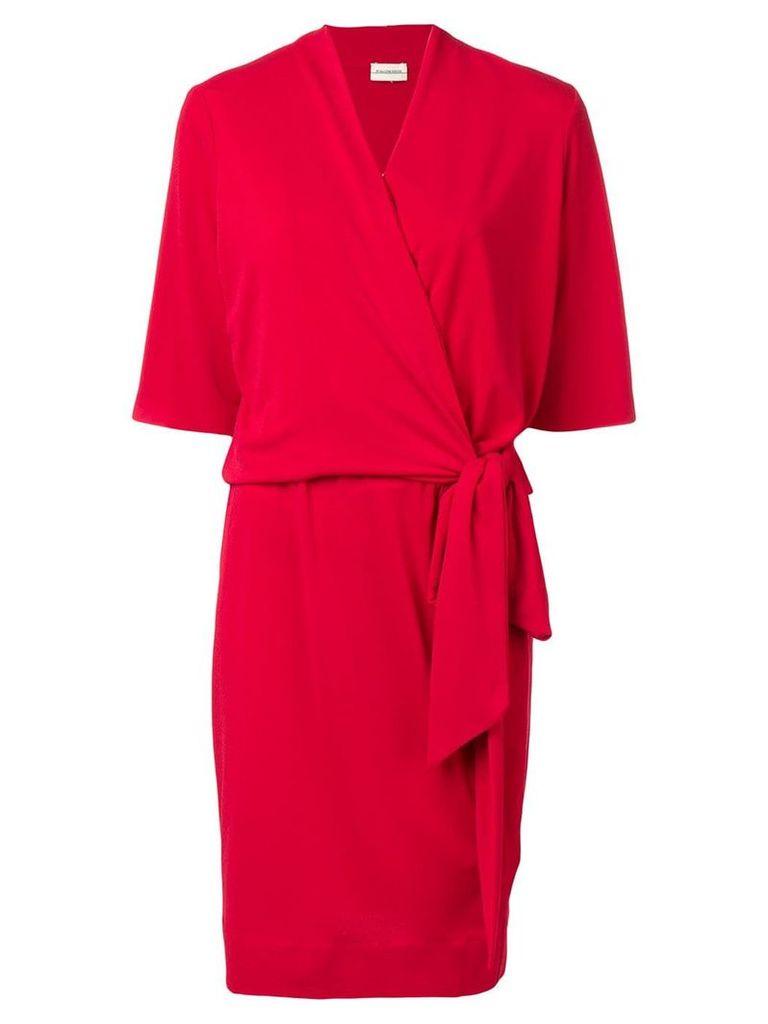By Malene Birger wrap day dress - Red