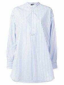 Joseph tunic short dress - Blue