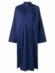 Sofie D'hoore Dael oversized shirt dress - Blue