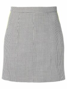 Natasha Zinko mini pencil skirt - Black