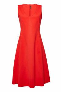 Joseph Lina Midi Dress