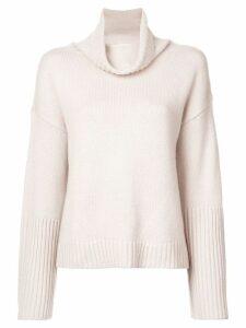 Nili Lotan knitted jumper - Neutrals