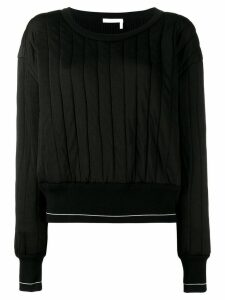Chloé biker jumper - Black