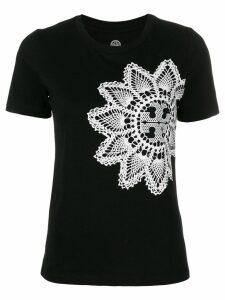 Tory Burch geometric print T-shirt - Black