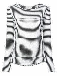 FRAME striped top - Black
