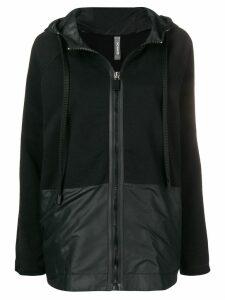 No Ka' Oi zip hoodie - Black