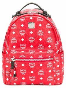 MCM Stark backpack - Red