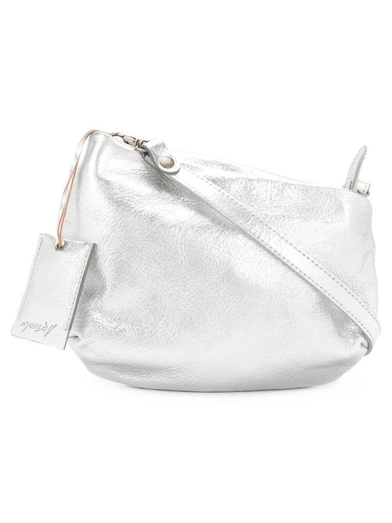 Marsèll small Gobetta shoulder bag - Metallic