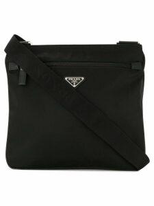 Prada Pre-Owned messenger shoulder bag - Black