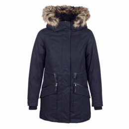 Only  ONLALEENA  women's Parka in Blue