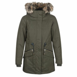 Only  ONLALEENA  women's Parka in Green