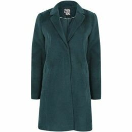 Anastasia  Anatasia Womens Teal Boyfriend Winter Coat  women's Coat in Green