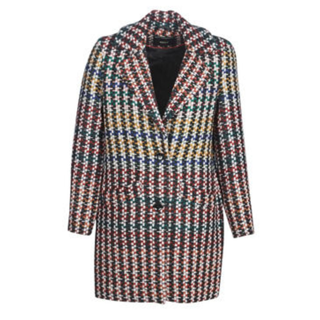 Only  ONLMELROSE  women's Coat in Multicolour