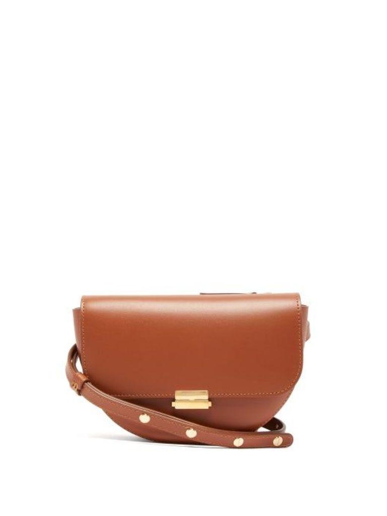 Wandler - Anna Leather Belt Bag - Womens - Tan