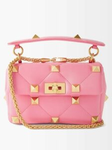Gucci - Ophidia Leather And Suede Cross Body Bag - Womens - Black Multi