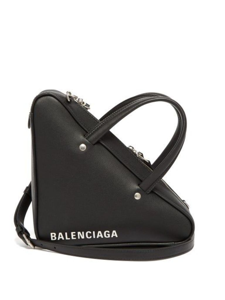 Balenciaga - Triangle Duffle Xs Bag - Womens - Black