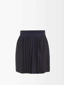 Valentino - Rockstud Grained Leather Cross Body Bag - Womens - Ivory