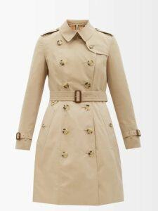 My Beachy Side - Sexy Granny Crochet Knit Cotton Midi Dress - Womens - White Multi