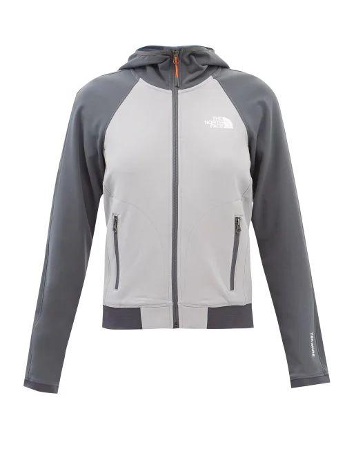 Lisa Marie Fernandez - Nicole Broderie Anglaise Cotton Skirt - Womens - Orange Multi