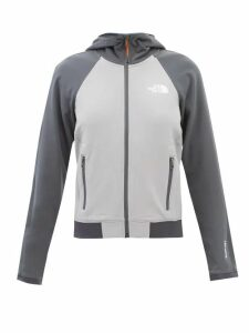 Lisa Marie Fernandez - Nicole Broderie Anglaise Cotton Skirt - Womens - Orange Multi