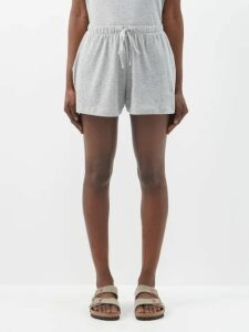 Merlette - Black Cotton Smock Dress - Womens - Black Gold