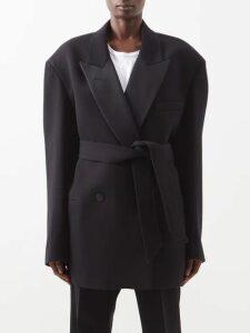 Lisa Marie Fernandez - Metallic Ruched Mini Skirt - Womens - Bronze