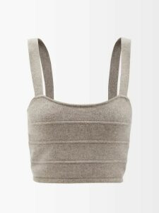 My Beachy Side - Carmen Cotton Crochet Mini Dress - Womens - White Multi