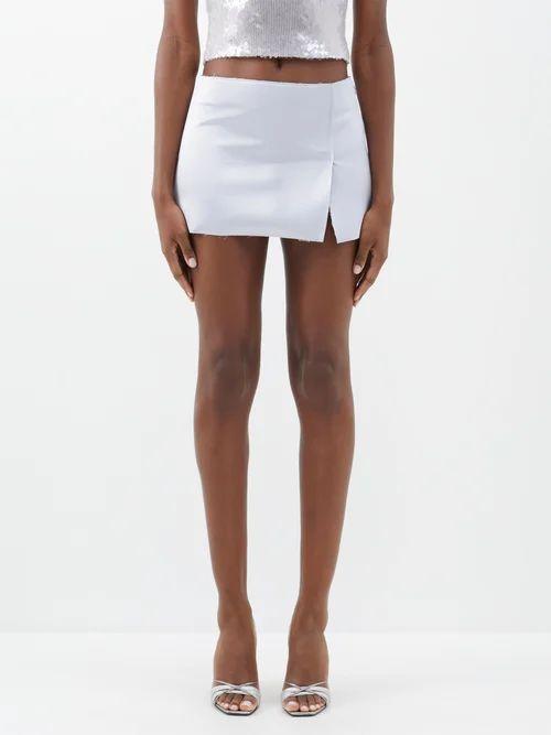 Joseph - Magnus Single Breasted Wool Blend Coat - Womens - Camel