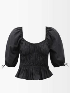 Max Mara - Zelig Coat - Womens - Black