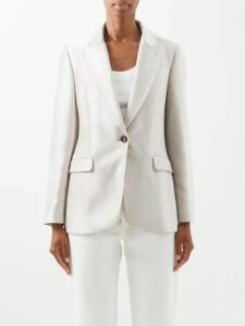Weekend Max Mara - Alfa Coat - Womens - Cream Multi
