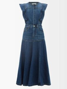 S Max Mara - Dada Coat - Womens - Light Blue