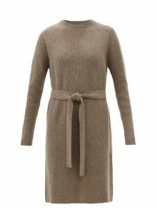 Carolina Herrera - Faille Strapless Gown - Womens - Navy Multi