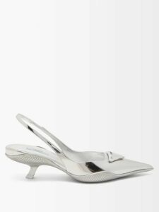 Romance Was Born - Exoskeleton Chantilly Lace And Tulle Dress - Womens - Black Multi