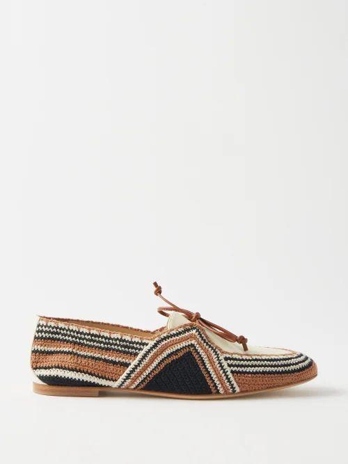 Romance Was Born - Exoskeleton Glitter Embellished Tulle Top - Womens - Black